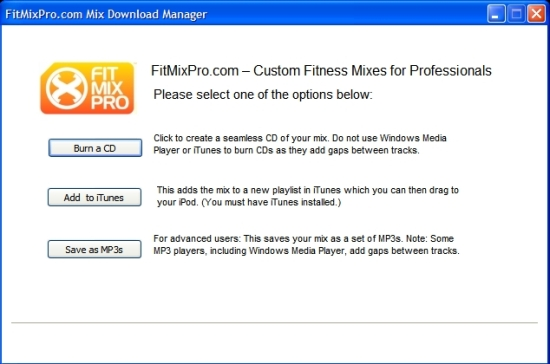 How To Use FitMix Pro - Music for Fitness - FitMix Pro - Music for